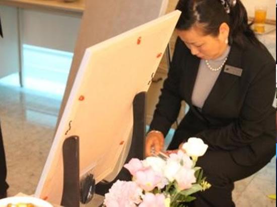 無宗教葬の東京都江東区の葬儀・葬送の様子